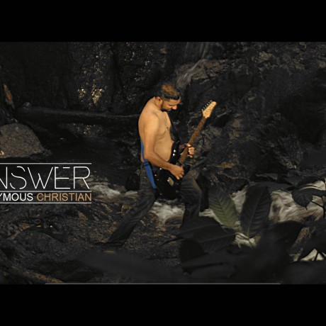 The Answer Official Music Video (Anonymous Christian)